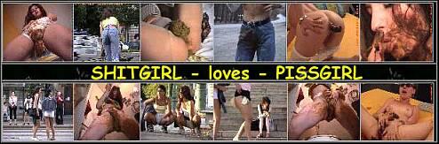 Shitgirl Loves Pissgirls