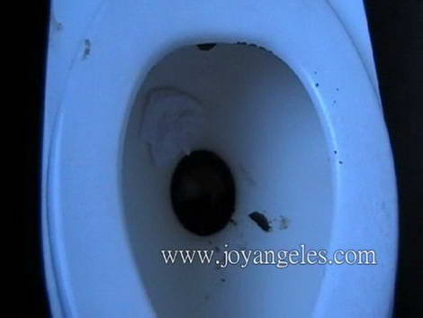 humiliating toilet pee photos