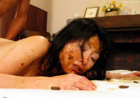 asian vomit fetish