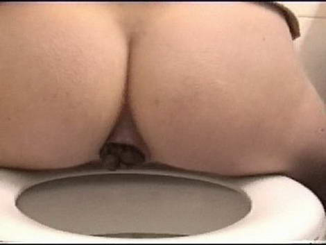 seducing woman in toilet sucking tits touching wet pussy