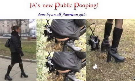girl anus pooping