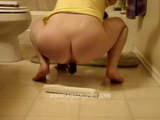 free adult video sites pooping