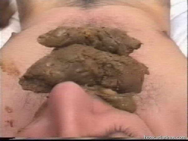 extreme shit fetish with nice cumshot