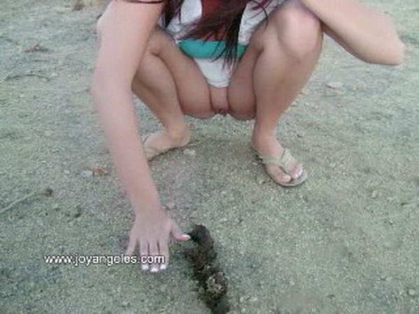 lesbian scat and foot domination fetish