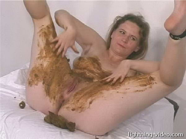 Smeary scat eating: free enema photos