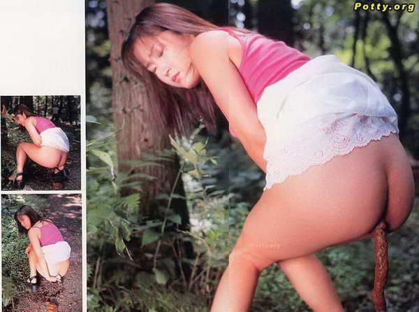 girl belches farts in underwear video