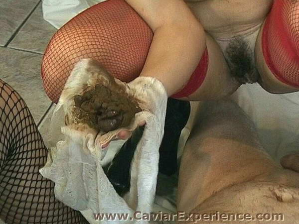 taking a shit while getting fucked