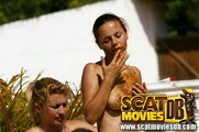 scat outside