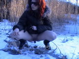 russian girl farting