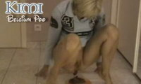 a boy poop with a pee nns