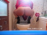 dominant mother toilet trains slave houseboy