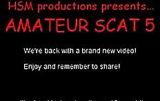 Amateur scat