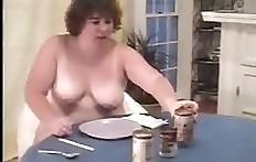chubby scat wife 2