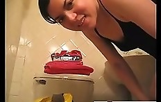 Cutie Girls Pooping - PeteusePoop4