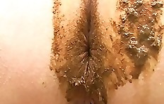 Sexy Mary Scat Poop Farting