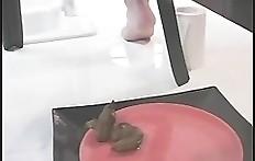 Beautiful teen pooping for lot of cash - Jordin