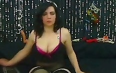 Shitting on webcam