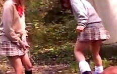 Japanese girls shit in the mouth men